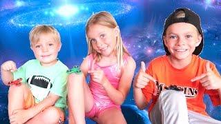 kids fidget spinner trick challenge👦🏽🌀👧🏽