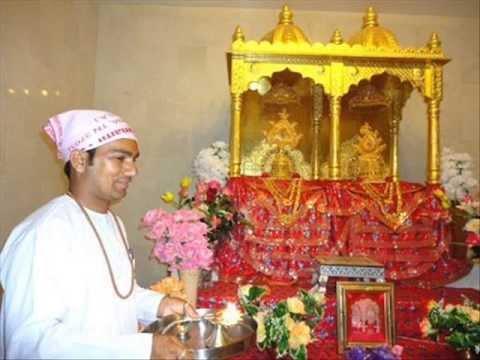 Precident of Shree Krishna Pranami Shewa Samiti Kavre Nepal, Pandit Uddab Bajagai