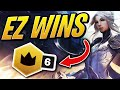 How To Get 6 NOBLES Every Game!   Teamfight Tactics   TFT   League Of Legends Auto Chess