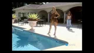 Gata Salvaje - Camelia pelea con Rosaura en la piscina 05:57