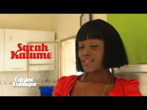 Cuisine Publique avec Sarah Kalume