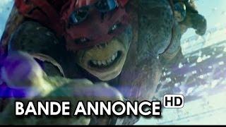 Les Tortues Ninja Bande Annonce Officielle (2014)