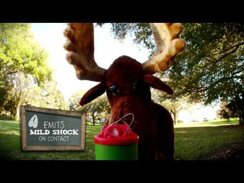 Deer repellent made from human pee