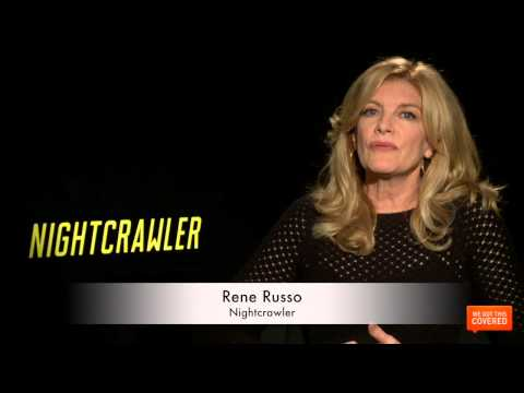 Nightcrawler Interview With Jake Gyllenhaal and Renee Russo [HD]