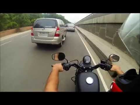 Harley-Davidson Iron 883 Ride - Gurgaon, India
