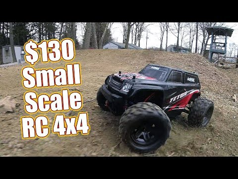 All-Weather Adventure RC Truck! - LaTrax Teton 1/18 Scale 4WD Monster Truck Review | RC Driver