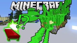 Minecraft: BED WARS | Biggest Most Secure Base!