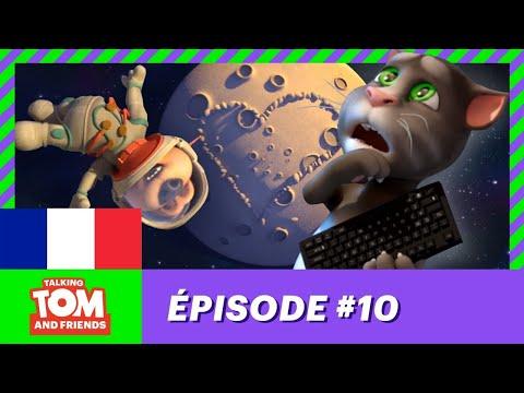 Talking Tom and Friends - Un homme sur la Lune Deuxième partie (Épisode 10)