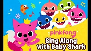 Pinkfong Happy Fathers Day Song | Sing Along with Baby Shark | Pinkfong Songs for Children