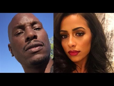 Tyrese defends his WHITE Wife after backlash from Black Women who felt Dissed by him✋