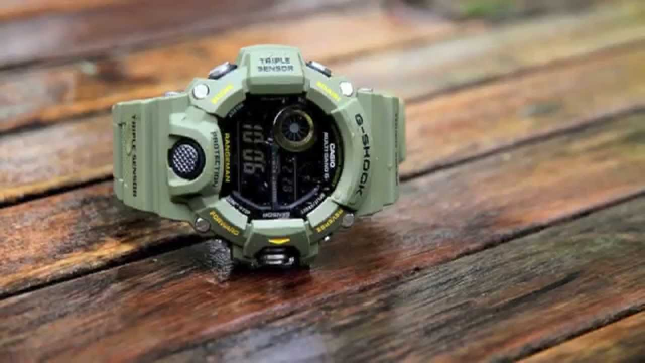 CASIO Часы G-Shock GMA-S110VC-3A