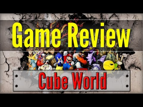 Game Review: Cube World