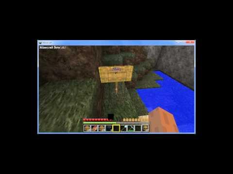 Minecraft Bukkit Server Plugin 1.8.1 Tutorial: Essentials Basic Signs (Schilder) auf Deutsch