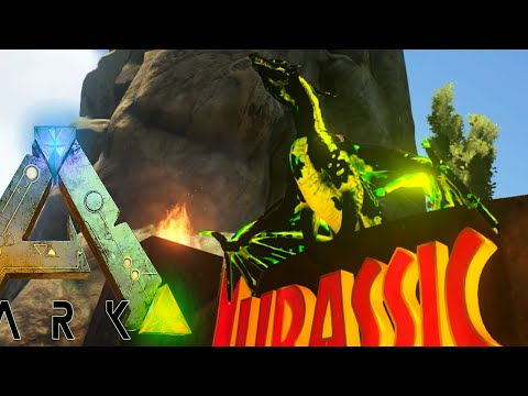 Ark Survival Evolved - POISON DRAKE TAMING, MEGA REX - Modded Survival Ep61 (Ark Gameplay)