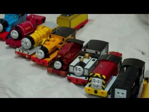 39 Thomas & Friends Trackmaster Trains Kids Toy Train Set Thomas The Tank Engine