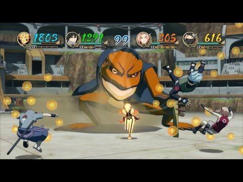 Crack Fr Naruto Shippuden Ultimate Ninja Storm Revolution thumbnail