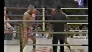 RAMON DEKKER MUAY THAI FIGHT