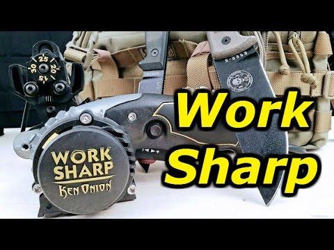 Work Sharp Ken Onion Edition: Brief Overview