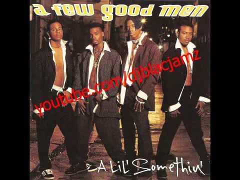 A Few Good Men - A Lil' Somethin' (Allstar's Radio Edit) (1994)37