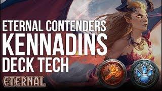 Eternal Contenders - Kennadins | Deck Tech (Top 30 Masters)