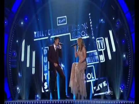 Duets: Kelly Clarkson &amp; Jason Farol - Me &amp; Mrs. Jones