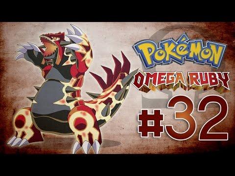 Pokémon Rubí Omega Ep.32 - TERREMOTO EN ALGARIA O.o
