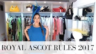 Royal Ascot 2017, what to wear: Style guide & outfit ideas