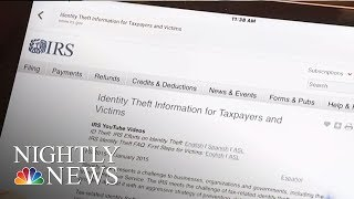 Cyber Insurance: Newest Tool In The Fight Against Hacking | NBC Nightly News