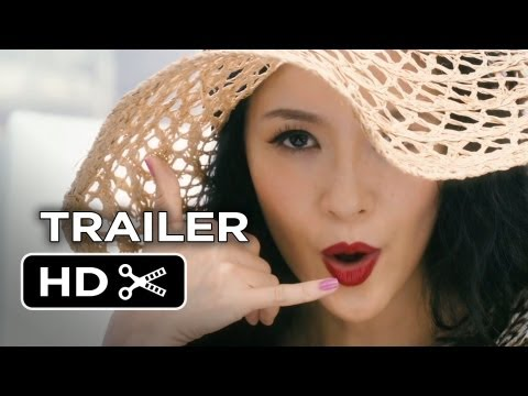 My Lucky Star Official Trailer #1 (2013) - Zhang Ziyi Movie...