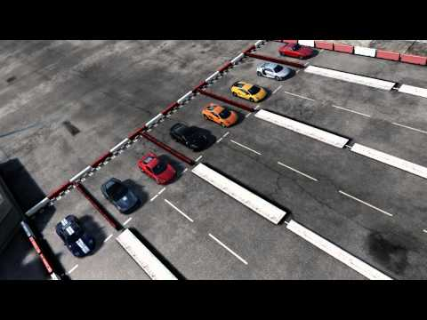 Watch Forza Motorsport 4 - World's Greatest Drag Race!