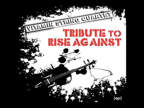Prayer of the Refugee  Vitamin String Quartet tribute to Rise Against