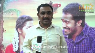 MA  Habeeb Mohammad At Sethuboomi Movie Press Meet