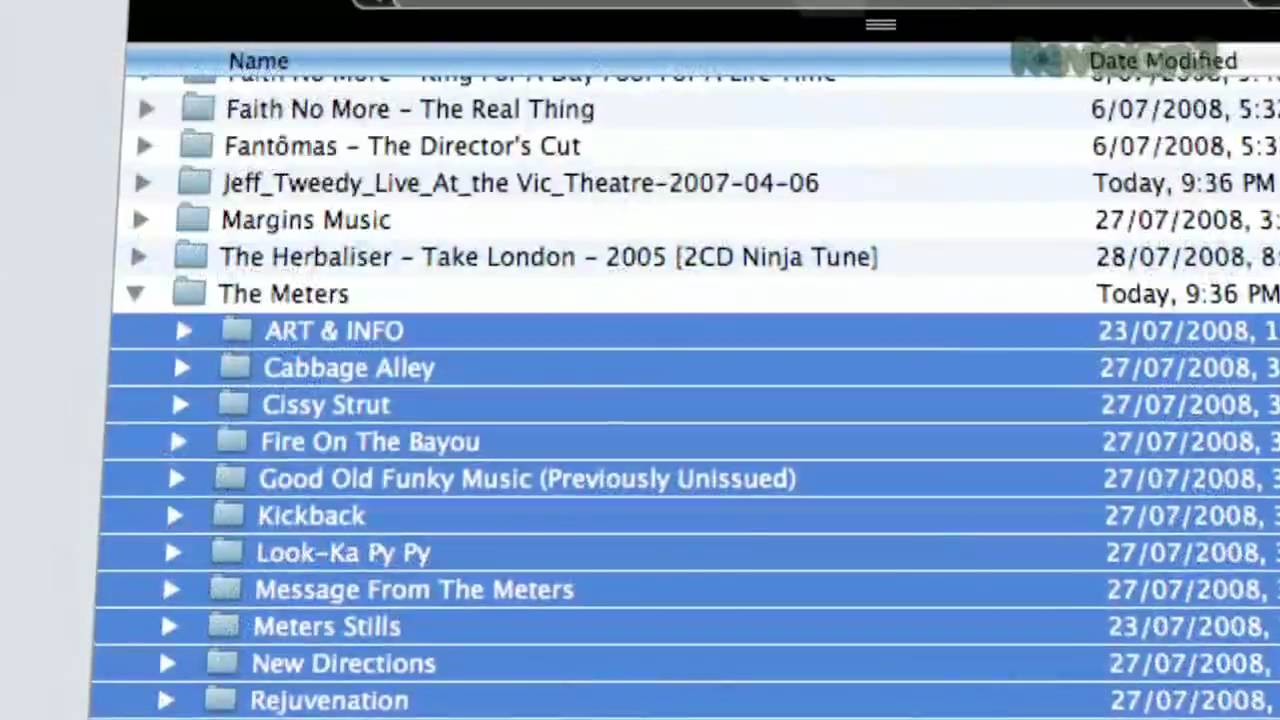 how to put music from itunes on a hard drive