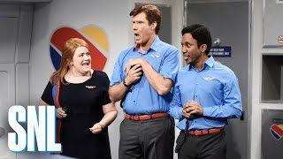 Flight Attendants - SNL