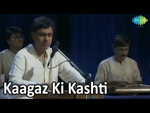 Woh Kagaz Ki Kashti | Live Performance By Jagjit Singh