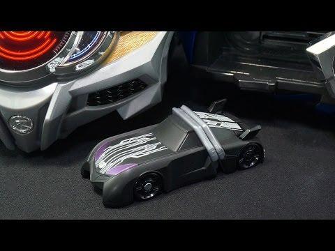 仮面ライダー ドライブ シフトスピード プロトタイプ プレゼントキャンペーン シフトカー Kamen Rider Drive Shift Speed Prototype video