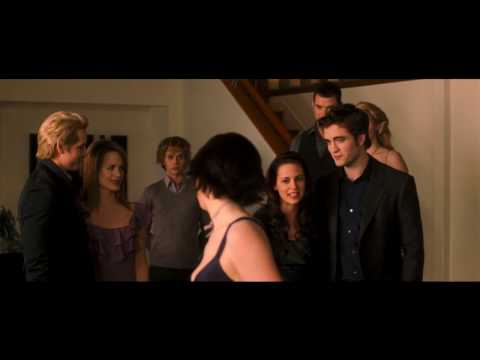 The Twilight Saga: New Moon - Trailer (HD)