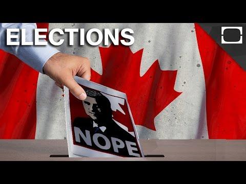Is Canada Going Through A Political Revolution?