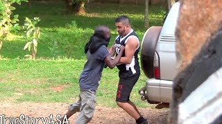 KIDNAPPED IN AFRICA PRANK GONE WRONG