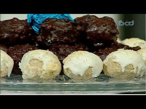 شوكولاته روشيه | الشيف #قدري #حلواني_العرب #فوود