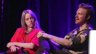 Billie Eilish & Finneas O'Connell at ASCAP EXPO 2018