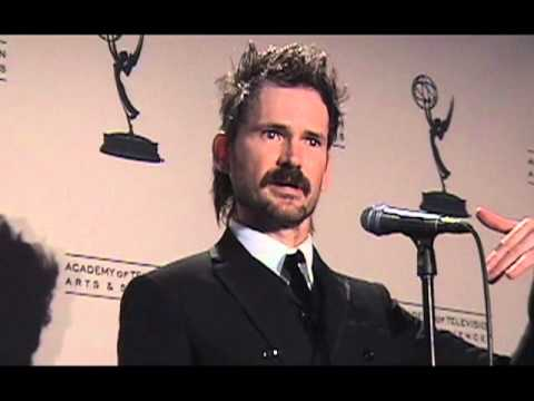 Jeremy Davies on his 2012 Emmy win for