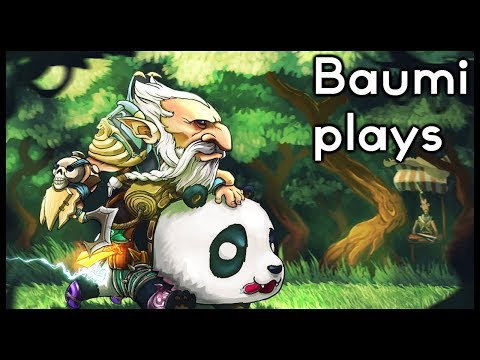 Dota 2 | HOLDING WITH THE BEAR!! | Baumi plays Lone Druid