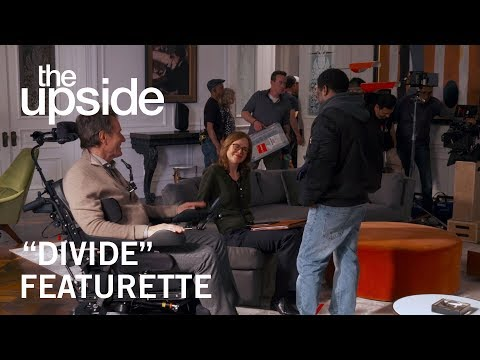 """The Upside   """"Divide"""" Featurette   Own It Now On Digital HD, Blu-Ray & DVD"""