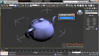 Curso de 3D Studio Max | 2.3 Panel Display
