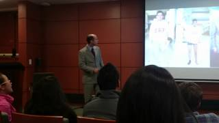 "Andres Ramirez en la Universidad de los Andes ""Happy Business"" 2/6"