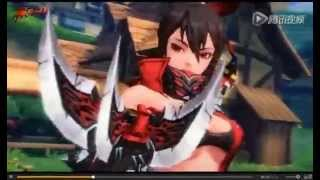 Kritika Online - Promo new patch 65 EX SKILLS AWESOME trailer! By Tencent Game