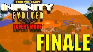 DRACONIC REACTOR SETUP & SERIES FINALE W/ EXPLOSIONS!! - FTOG Infinity Expert Mode