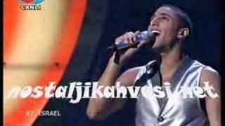 BOAZ & THE FIRE IN YOUR EYES / ISRAEL  Eurovision 2008 Final