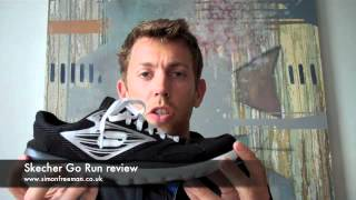 Skechers Go Run shoe review April 12